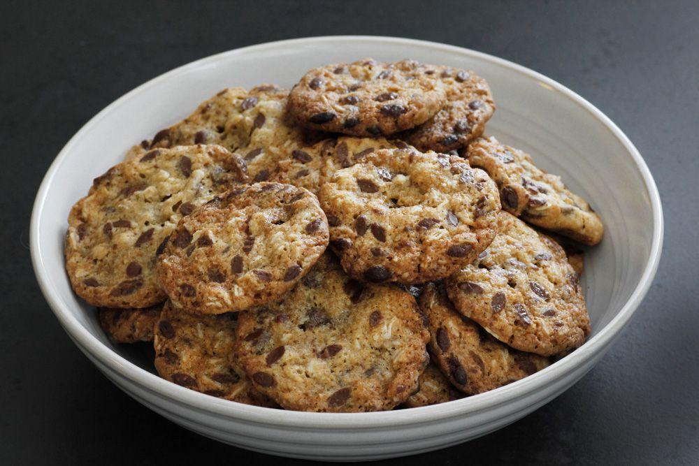 עוגיות שוקולד צ'יפס מושלמות