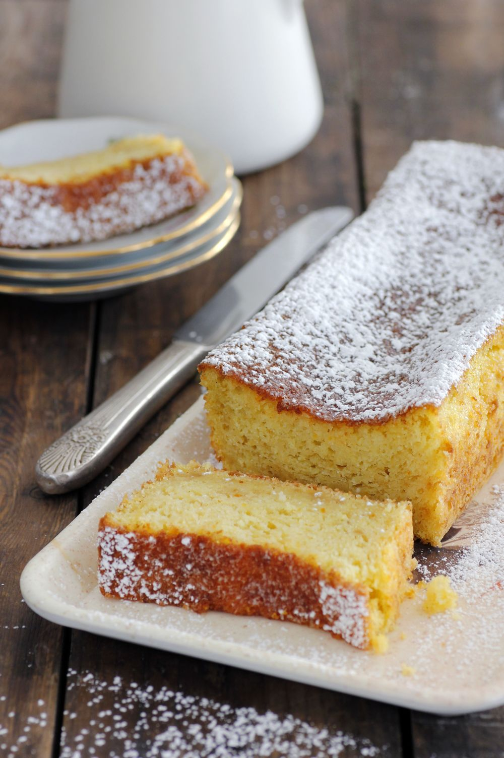 Juicy Orange Cake