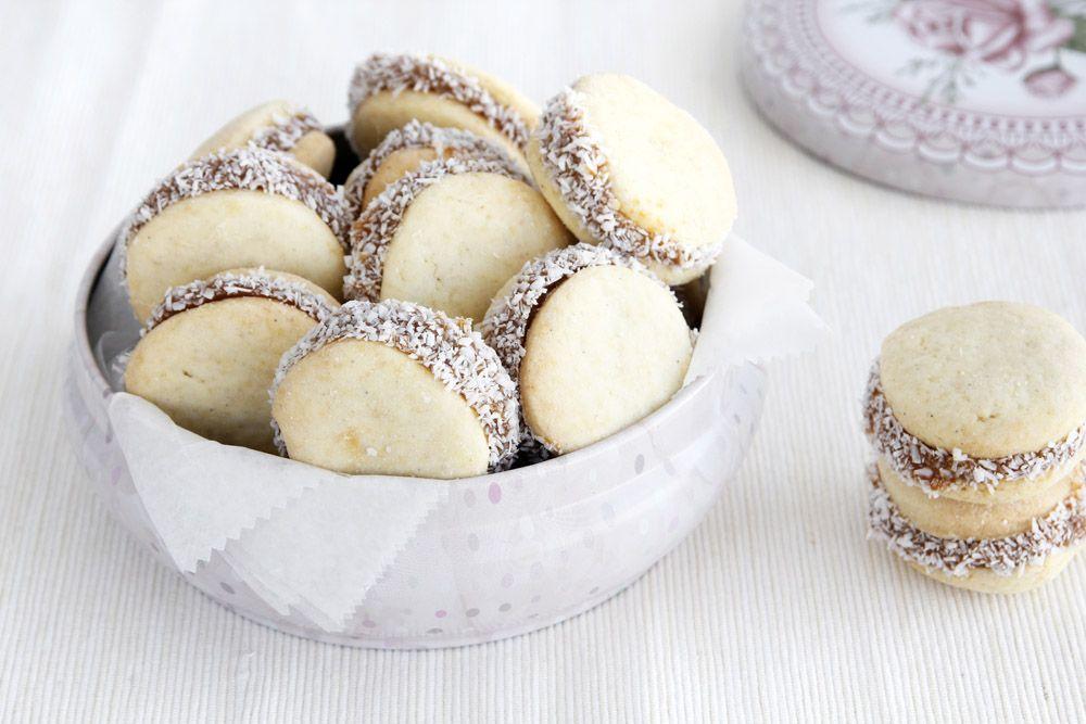 עוגיות אלפחורס | צילום: נטלי לוין