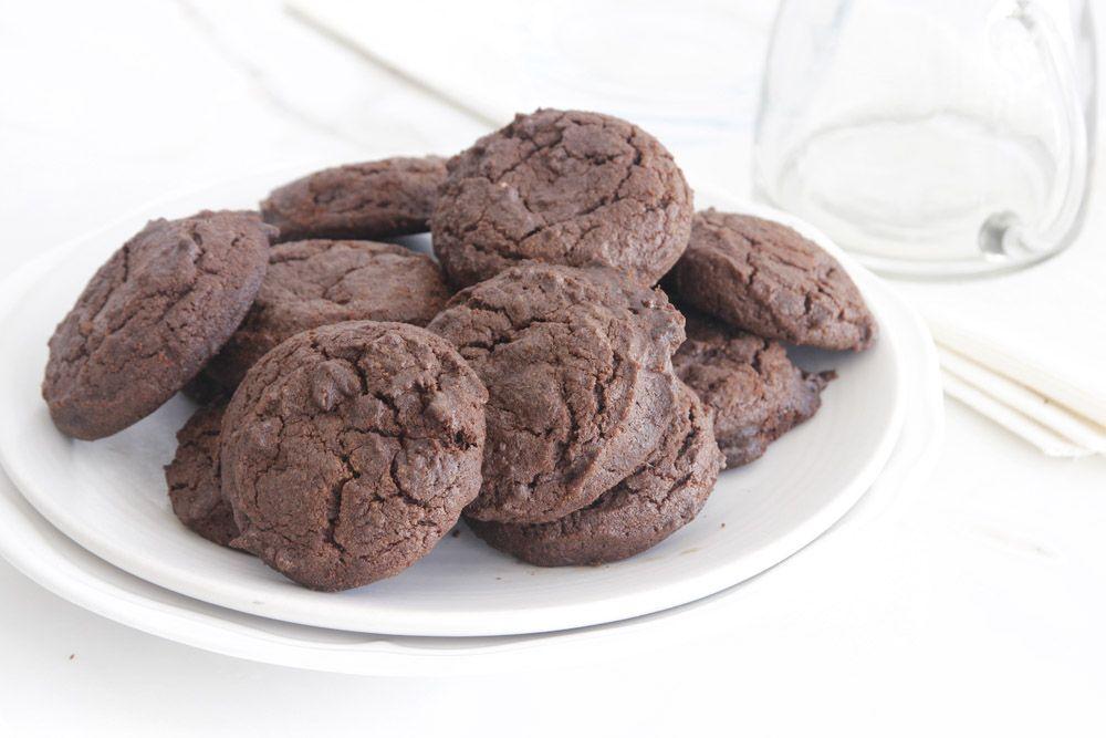 עוגיות שוקולד פאדג' מושלמות