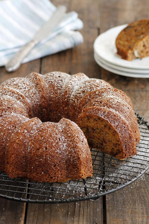 עוגת גזר ואגוזי מלך