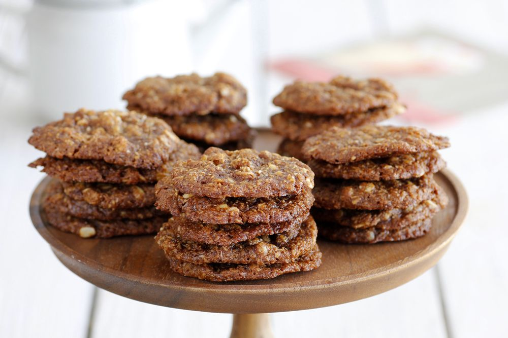 עוגיות אנזק ANZAC