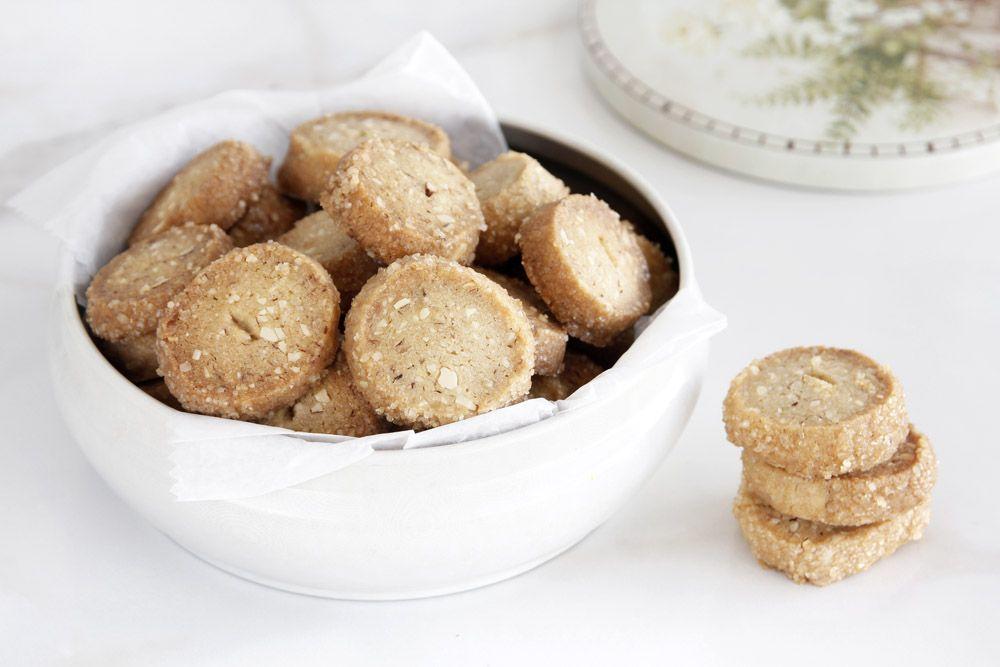 עוגיות קפה ואגוזי פקאן