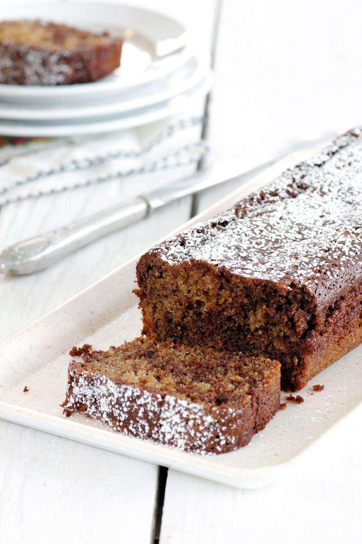 עוגת קפה, קוקוס ושוקולד