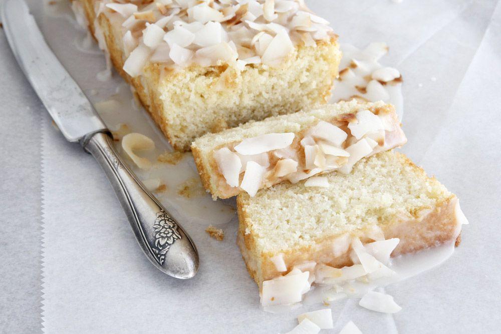 עוגת ליים וקוקוס