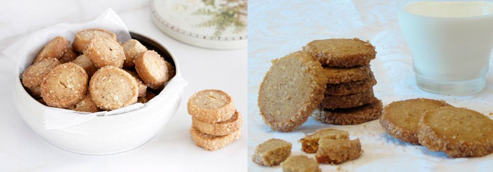 עוגיות קפה ופקאן
