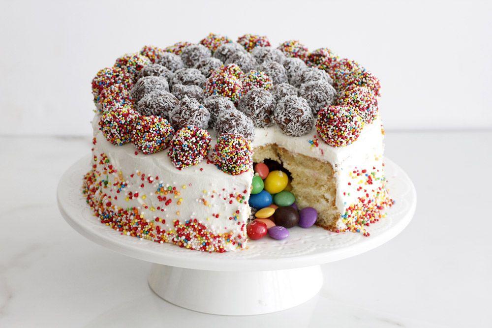 עוגת פיניאטה