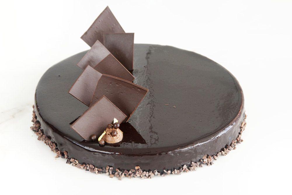 Mascarpone Chocolate Pie