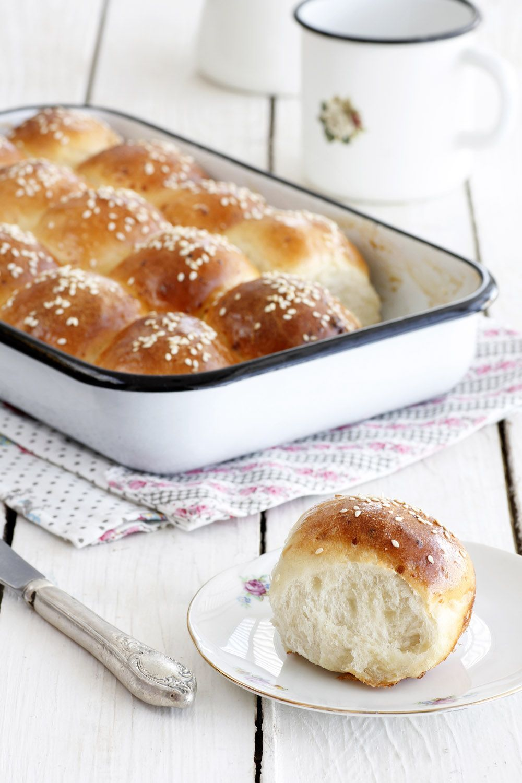 Garlic and Parmesan Rolls